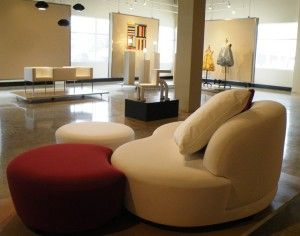 A Great Selection Of Furniture Designed By Larosa Design On Display In A  Very Nice Art