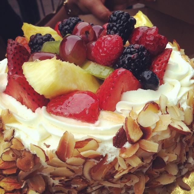 fruits food and cake - photo #13
