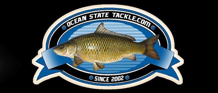 Ocean State Tackle  RI's Carp Bait and Tackle Shop