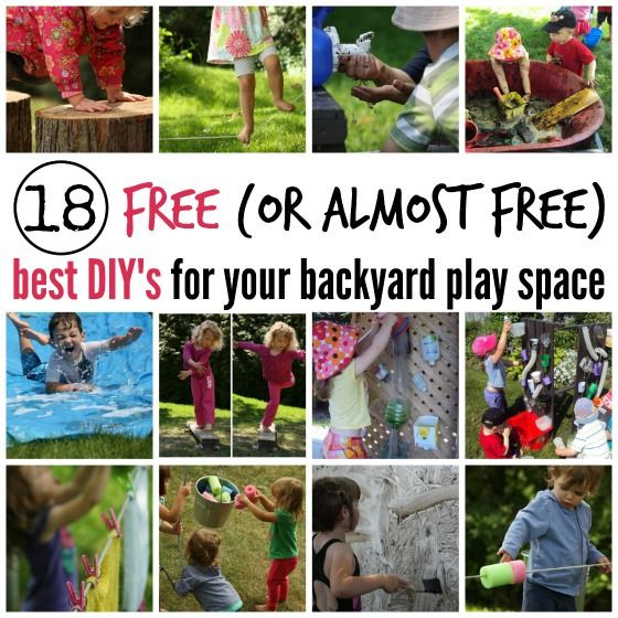 196 Best BACKYARD IDEAS Images On Pinterest | Outdoor Activities, Outdoor  Life And Activities For Kids