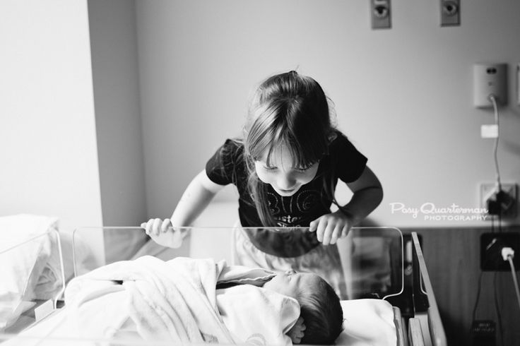 first glance at her new brother. hospital session » Posy Quarterman Photography