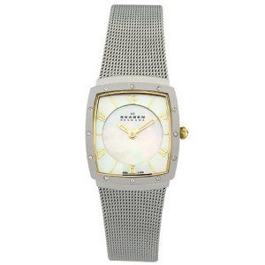 Skagen Womens 396xsgs Crystal Accented