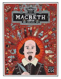 Shakespeare Macbeth_studyguide_cover Continuing our fun with Shakespeare, reading, memorizing and acting out Macbeth.