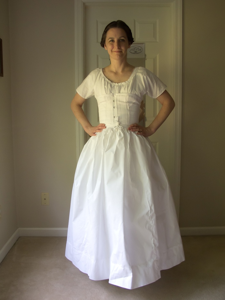 Ideas for Pioneer clothing needed for handcart trek.