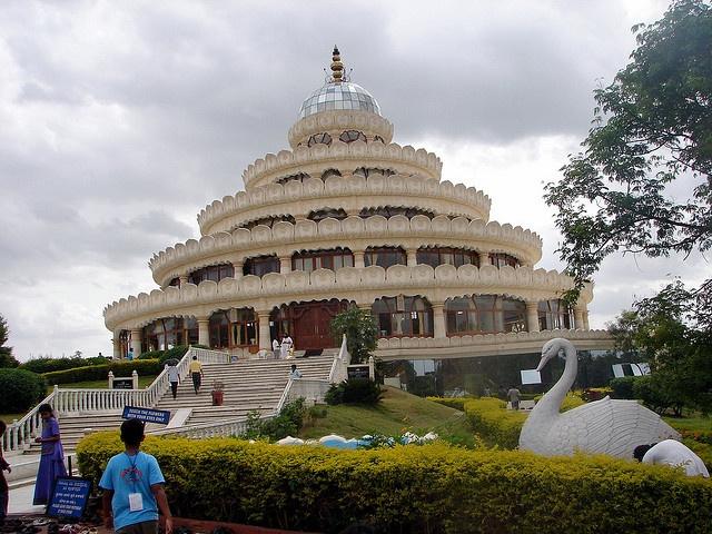 Vishalakhi Mantapa at Art of Living , Bangalore