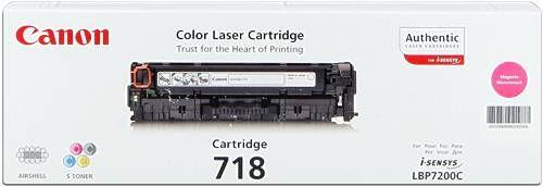 Prezzi e Sconti: #Canon 2660b002 toner magenta originale 718 m  ad Euro 98.25 in #Canon #Toner