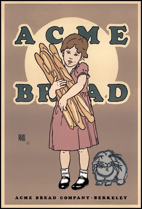 The Acme Bread Company - great bread source in the SF bay area!!!