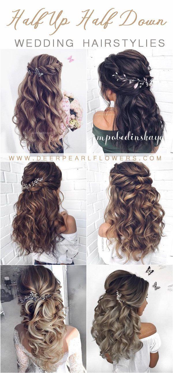 20 Lange Hochzeitsfrisuren und Hochsteckfrisuren von mpobedinskaya – Haare – Hochzeit Frisuren