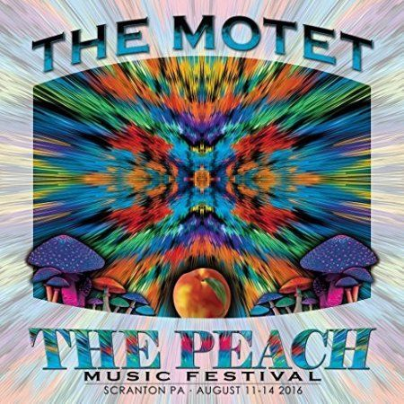 The Motet / Peach Music Festival 2016