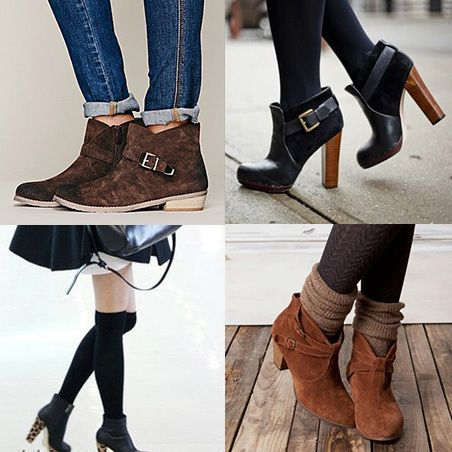 Tips for wearing Ankle Boots   Tips for Her