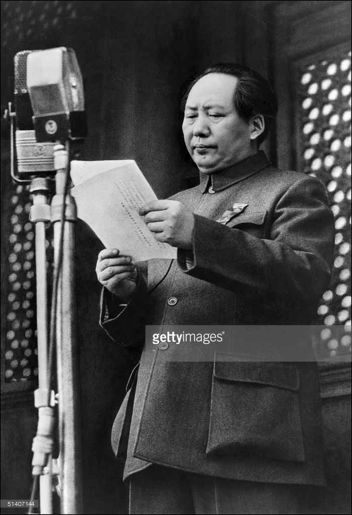 """a history of the rule of mao zedong The mao zedong in """"mao: the real story"""" is a complicated and fascinating  figure,  """"he certainly believed in his own star and destiny to rule,"""" snow recalled."""