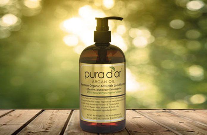 Pura D'or Premium Organic Anti-Hair Loss Shampoo - Product Review