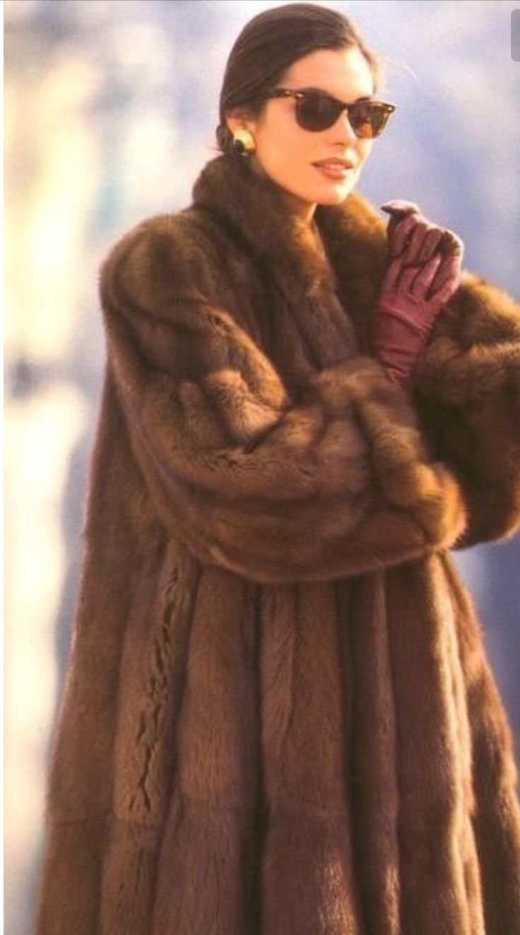 1105 best My style images on Pinterest | Fur fashion, Mink fur and ...