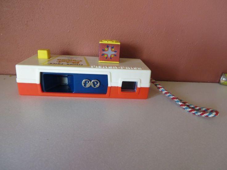 """VINTAGE 1974 FISHER PRICE TOYS PLAY """"POCKET CAMERA"""" TRIP TO THE ZOO MODEL # 464  #FisherPrice"""