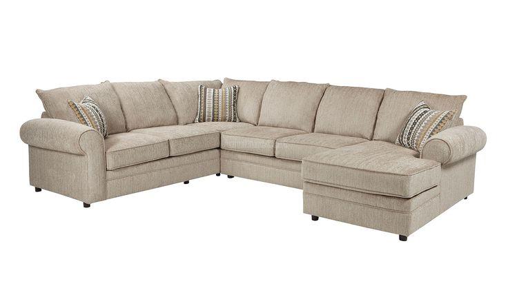 Fairhaven Sectional Coaster Furniture Furniture Cart