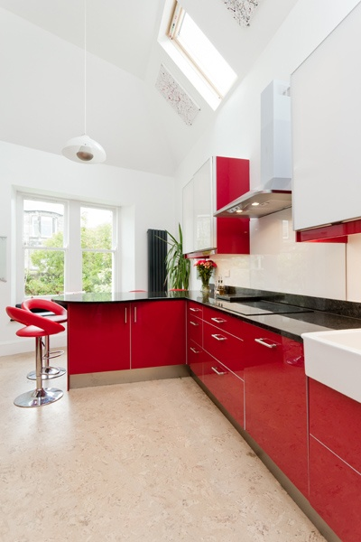 Renovation of a kitchen portobello edinburgh h o m e for O kitchen edinburgh