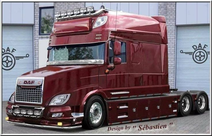 This is what you get if Volvo USA and DAF make a baby.