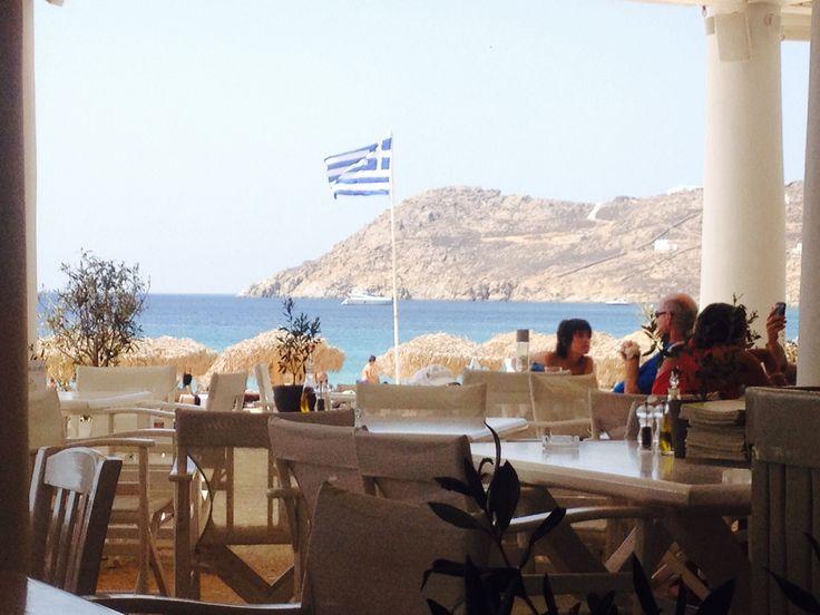 Elia beach Capelayo bar & restaurant
