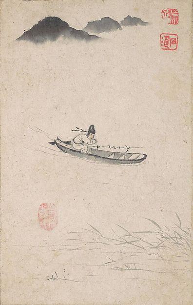 Shitao (Zhu Ruoji) | Returning Home | China | Qing dynasty (1644–1911) | The Met