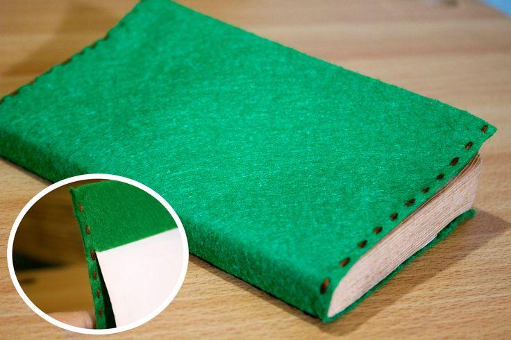 How to Make a Book Cover -- via wikiHow.com