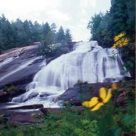 bridal-veil-falls NC