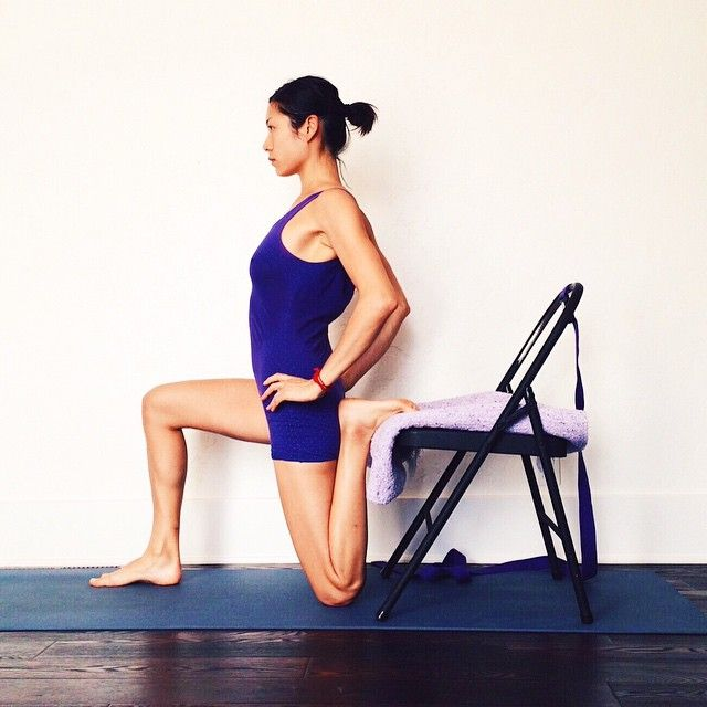 practiceyoga-la:  Backbending can be challenging for people with...