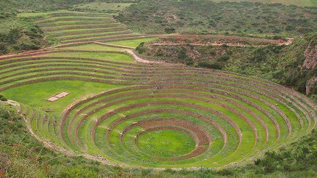 - Moray, Cusco, Peru 잉카 제국의 테라스 작물 시험장, 모라이 - #남미 #중남미 #여행 #여행스타그램 #여행에미치다  #배낭여행 #Trip #Travel #Turismo #Daily #아르헨티나 #Argentina #Chile #칠레 #Bolivia #볼리비아 #Peru #페루 #Cusco #쿠스코 #Moray #모라이
