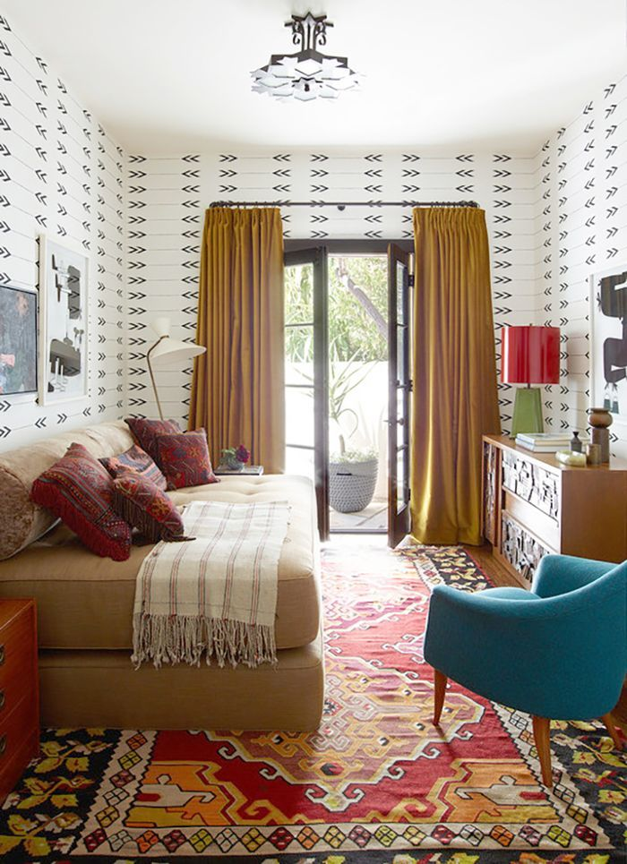 Everything You Need to Know About Eclectic Decorating, California-Style via @MyDomaine