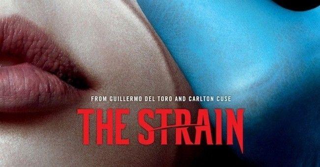 FX retire des affiches de sa série The Strain après avoir reçu des plaintes. The Strain, la prochaine série FX signée Gillermo del Toro crée déjà du remous avant même sa diffusion. En effet, les affiches graphiques de la série dérangent les gens qui se sont plaint auprès de la chaîne. C'est vrai que ce […]