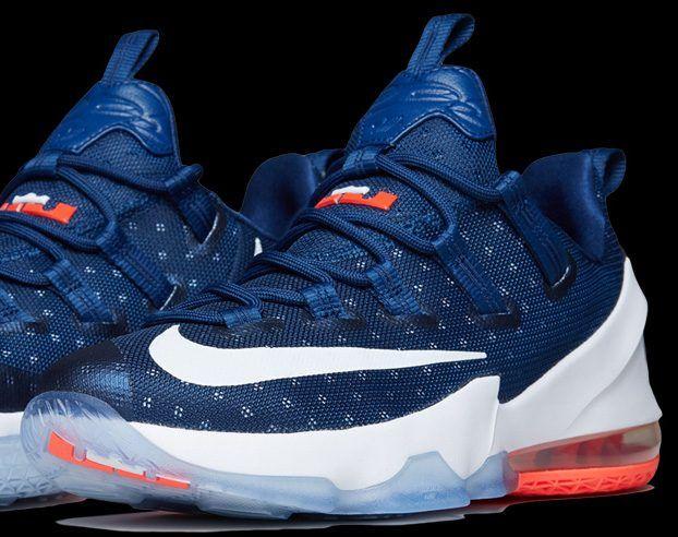 Nike LeBron 13 Low USA Release Date