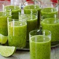 Parhaat smoothiereseptit - K-ruoka meloni- vihersmoothie