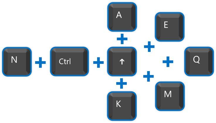 Opprett med hurtigtaster i Outlook. Ta i bruk hurtigtaster for å bli enda mer effektiv når du arbeider i Outlook.
