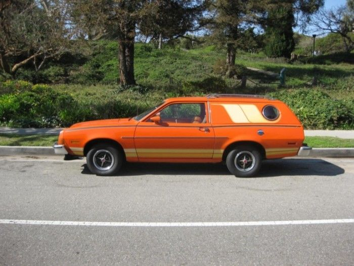 1978 Ford Pinto Cruising Wagon. Remember these? Kind of want to forget them & 12 best Pinto images on Pinterest | Ford pinto Race cars and Cars markmcfarlin.com