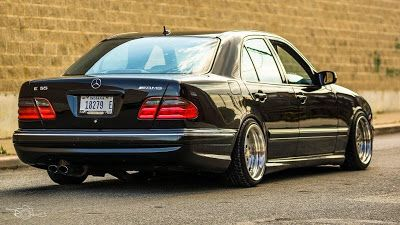 Mercedes-Benz W210 E55 AMG VIP |BENZTUNING | The Largest Photo Collection of Mercedes-Benz