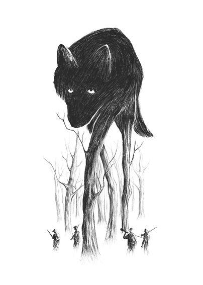 design Good wolf hunting
