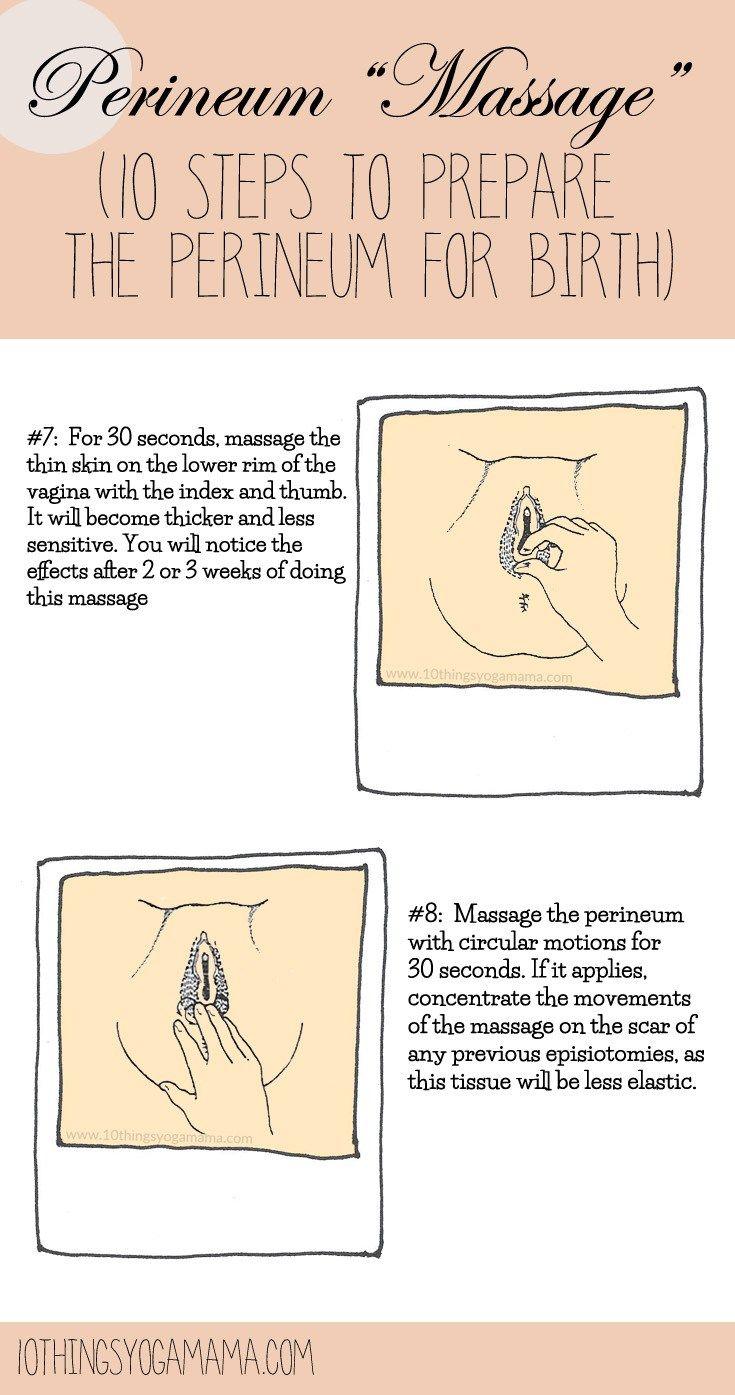 Perineum massage for birth-6607