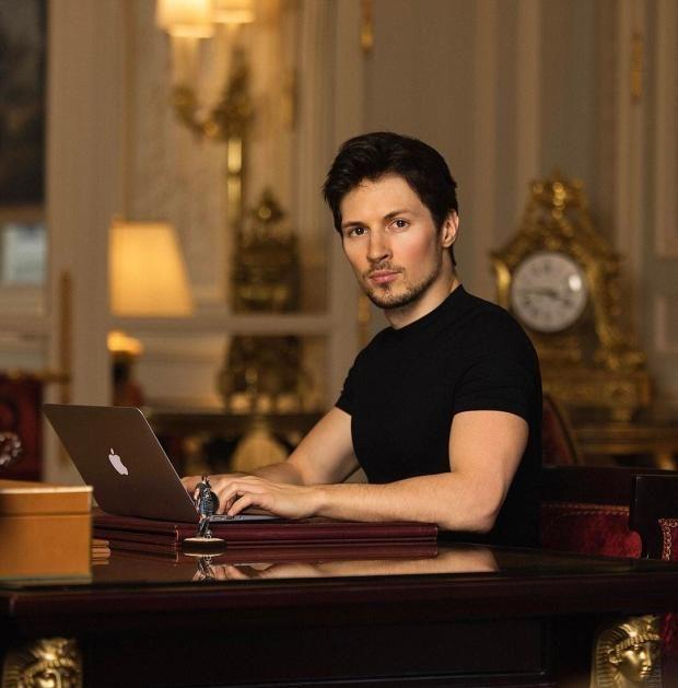 Павел Дуров анонсировал революцию платежей https://joinfo.ua/hitech/it/1204515_Pavel-Durov-anonsiroval-revolyutsiyu-platezhey.html