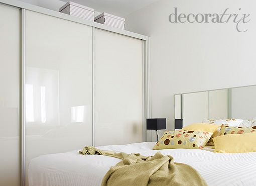 Ideas para decorar el cabecero con espejo dormitorios - Ideas para cabecero ...
