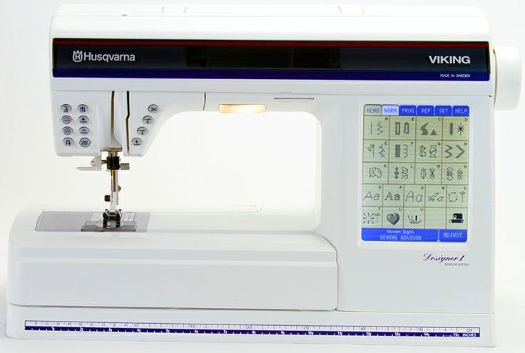 Husqvarna Viking Designer I Sewing Machine Amp Embroidery
