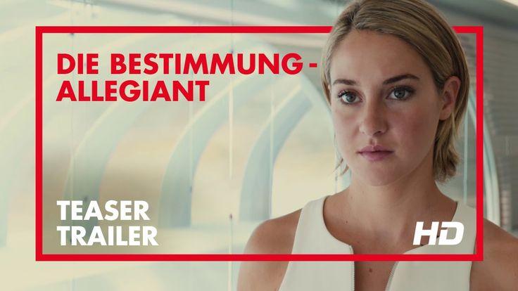 DIE BESTIMMUNG - ALLEGIANT | Teaser Trailer | Deutsch