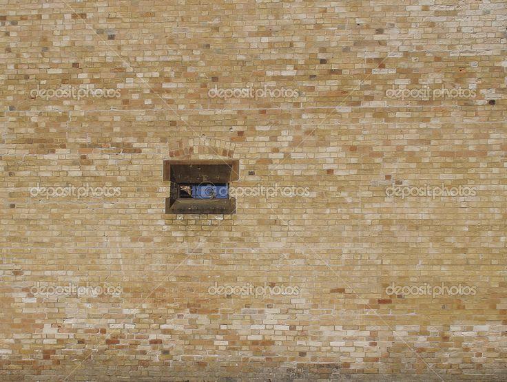 Small window for prison