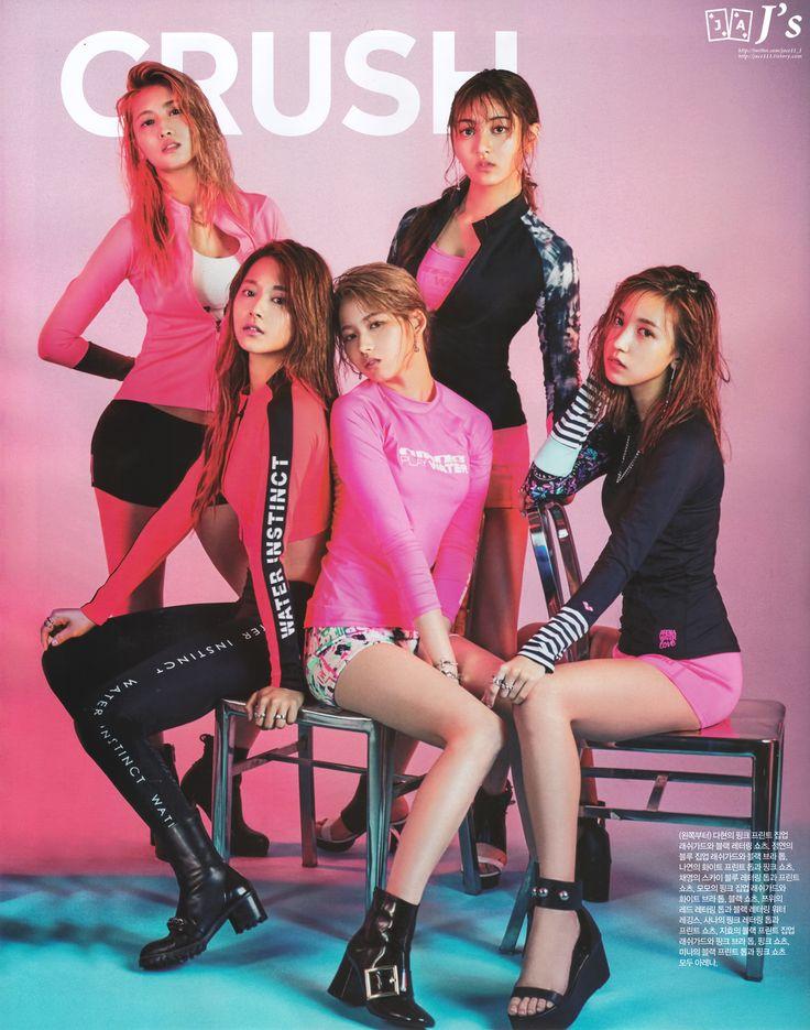 Momo, Tzuyu, Sana, Jihyo and Mina
