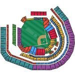 This auction is for 2 tickets to see NY Mets vs Chicago Cubs on 6/12/2017 at Citi Field in Flushing, NY! Seats are located in section 410 row 5-WC Not... #homeplate #tickets #cubs #chicago #mets