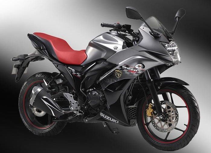 Suzuki Gixxer SP & Gixxer SF SP Launched Starting at Rs 80,726
