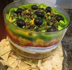 Best Layered Taco Salad Recipe from Scratch - MissHomemade.com