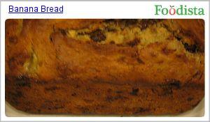 Banana Bread on Foodista
