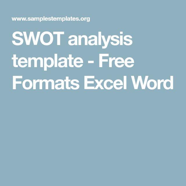 The 25+ best Swot analysis ideas on Pinterest Work strengths - sample pest analysis