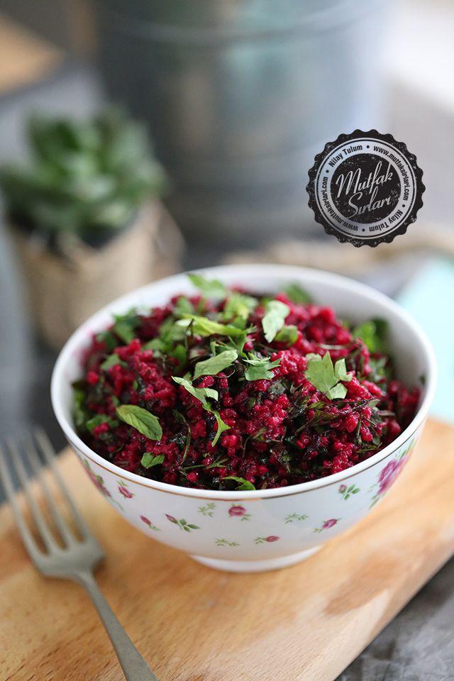 Pancarlı Tabbule – Mutfak Sırları – Pratik Yemek Tarifleri