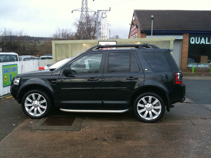 "Landrover Freelander 2 20"" Stormer wheels"