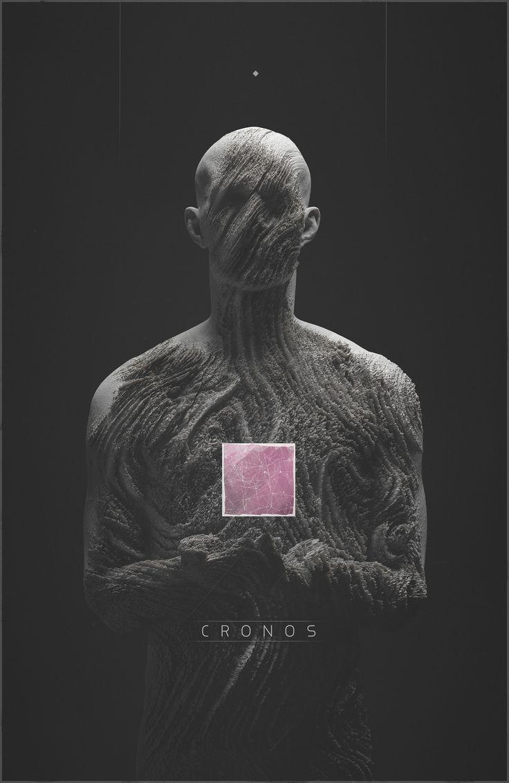 CRONOS 013, Philip Harris-Genois on ArtStation at https://www.artstation.com/artwork/cronos-013